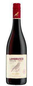Lambrusco Bellissimo 0,75L růžové