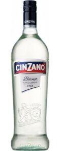 CINZANO Bianco 15% 1L Nové!!!