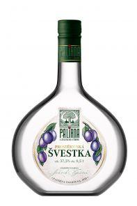PÁLENKA Švestka Prostějov 37,5% 0,5L