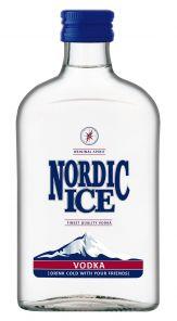 NORDIC vodka 37,5% 0,2l Dynybyl