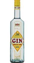 GIN Special Dry 38% 0,2l DYNYBYL