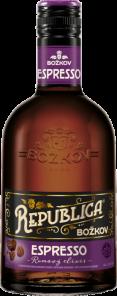 BOŽKOV Republika Espresso 35% 0,7L
