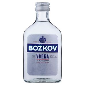 VODKA Božkov 37,5% 0.2l