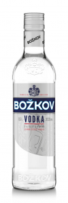 VODKA Božkov 37.5% 0.5l