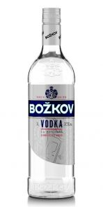 VODKA Božkov 37.5% 1l