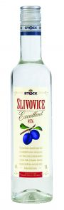 SLIVOVICE Stock Excellent Gold 45% 0.5l