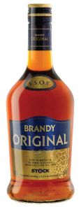 BRANDY STOCK Original 36% 0.7l