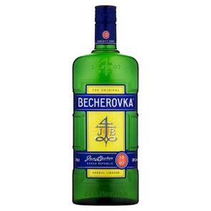 BECHEROVKA 38% 0.7l PLECH