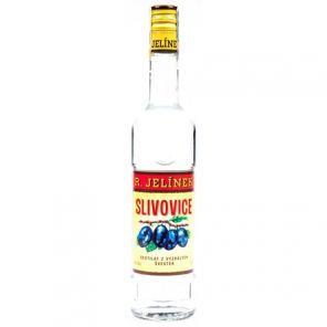 JELÍNEK Slivovice 0,5l bílá 45%