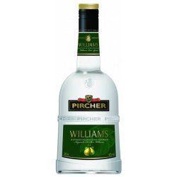 PIRCHER WILLIAMS dárk.bal. 40% 0.5L