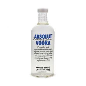 ABSOLUT vodka 40% 0.375l