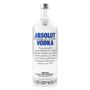 ABSOLUT vodka 40% 1l