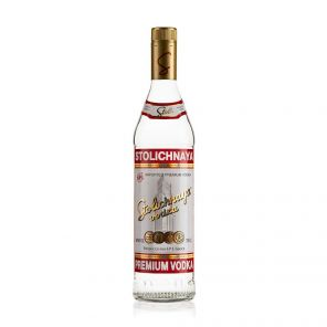STOLICHNAYA vodka 40% 0.7l