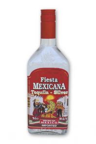 SIERRA Tequila Silver 38% 0,7l