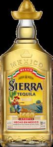 SIERRA Tequila Gold 38% 1l