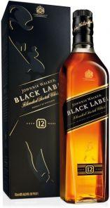 JOHNNIE WALKER 12y Black 40% 1l