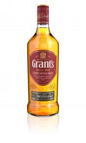 GRANT`S Whisky plech 40% 0.7l