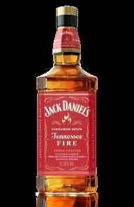 JACK DANIELS FIRE 35%  1L