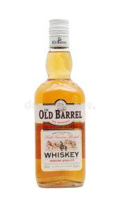 OLD BARREL Whiskey 40% 0.7l