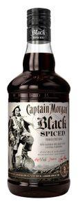 CAPTAIN MORGAN Black Sp.0,7L 40%