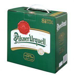 PILSNER URQUELL pack 8x0,5L