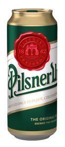 PILSNER URQUELL plech 0.5l