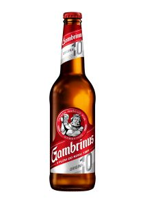 GAMBRINUS Original sklo 0,5l 10°