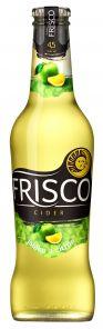 FRISCO jablko-citron 4,5%  0.33l