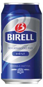 BIRELL Plech 0,33l
