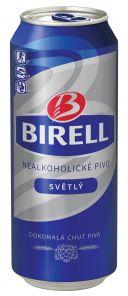 BIRELL Plech 0,5l