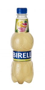BIRELL Pet 0,4L Pomelo