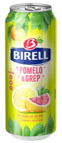 BIRELL Plech 0,5L Pomelo-grep