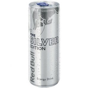 RED BULL Edition Silver 0,25L