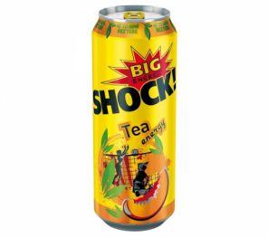 SHOCK! 500ml TEA novinka