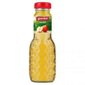 GRANINI jablko 0.2l sklo