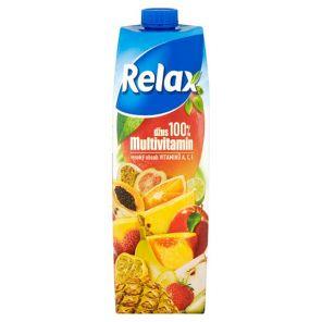 RELAX 1L Multivitamín 100%