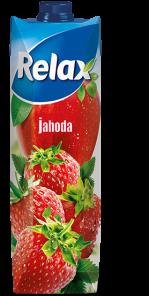 RELAX 1L Jahoda