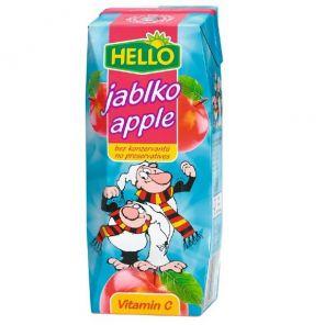 HELLO 0.25l jablko