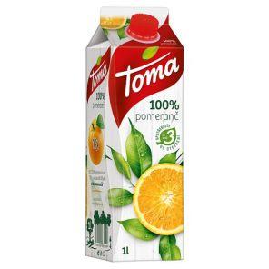 TOMA 1l orange 100%