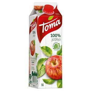 TOMA 1l jablko 100%