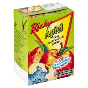 RICKY jablko 0.2l