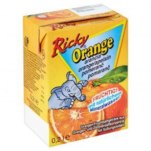 RICKY pomeranč 0.2l