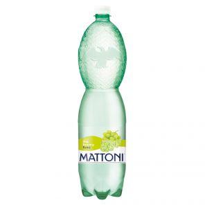MATTONI 1,5L bílé hrozny