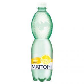 MATTONI 0,5L jemně perlivá