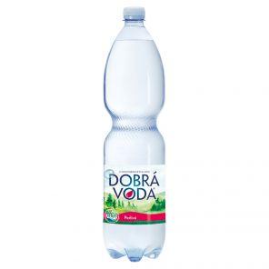 DOBRÁ VODA 1,5L perlivá