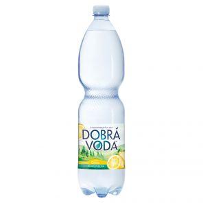 DOBRÁ VODA 1,5L citron