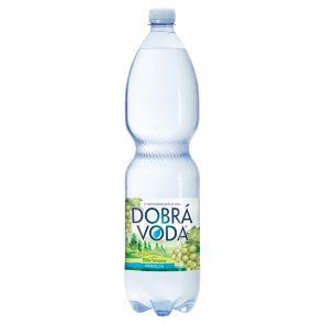 DOBRÁ VODA 1,5l bílé hrozny