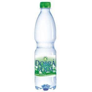 DOBRÁ VODA 0,5L jemně perlivá