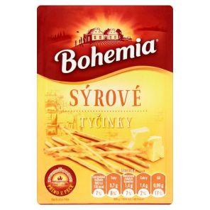 Tyčinky Bohemia sýrové 85g
