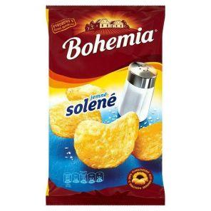 CHIPS Bohemia 77g jemně solené